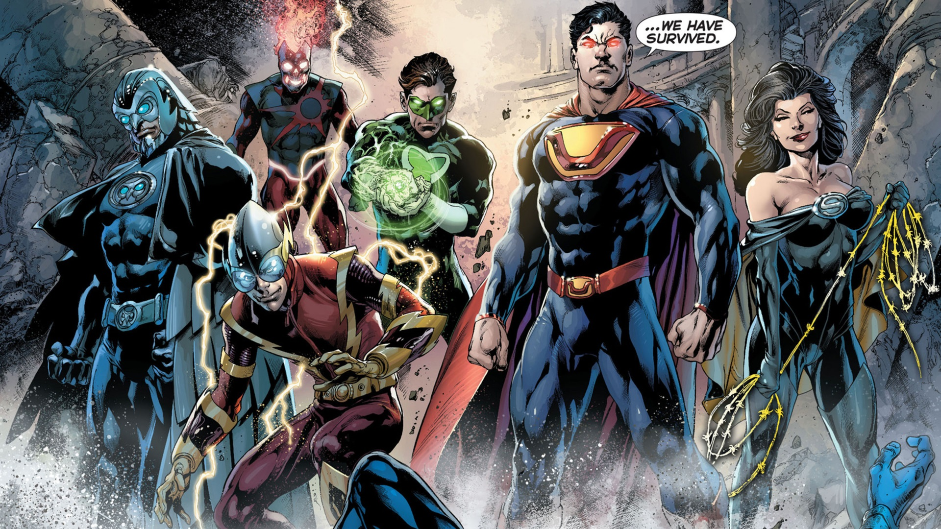 Forever Evil HD Wallpaper Background Image 1920x1080 ID 1920x1080
