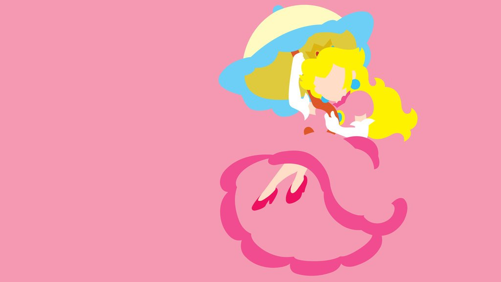 76 Princess Peach Wallpaper On Wallpapersafari