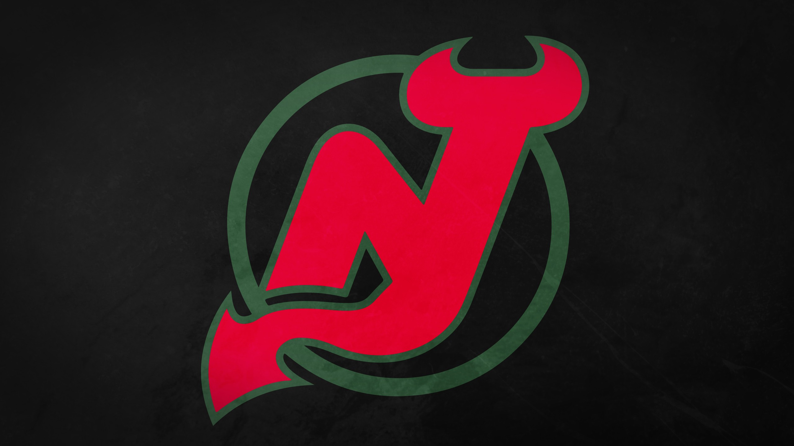 New Jersey Devils Computer Wallpaper Desktop Background 2560x1440 2560x1440