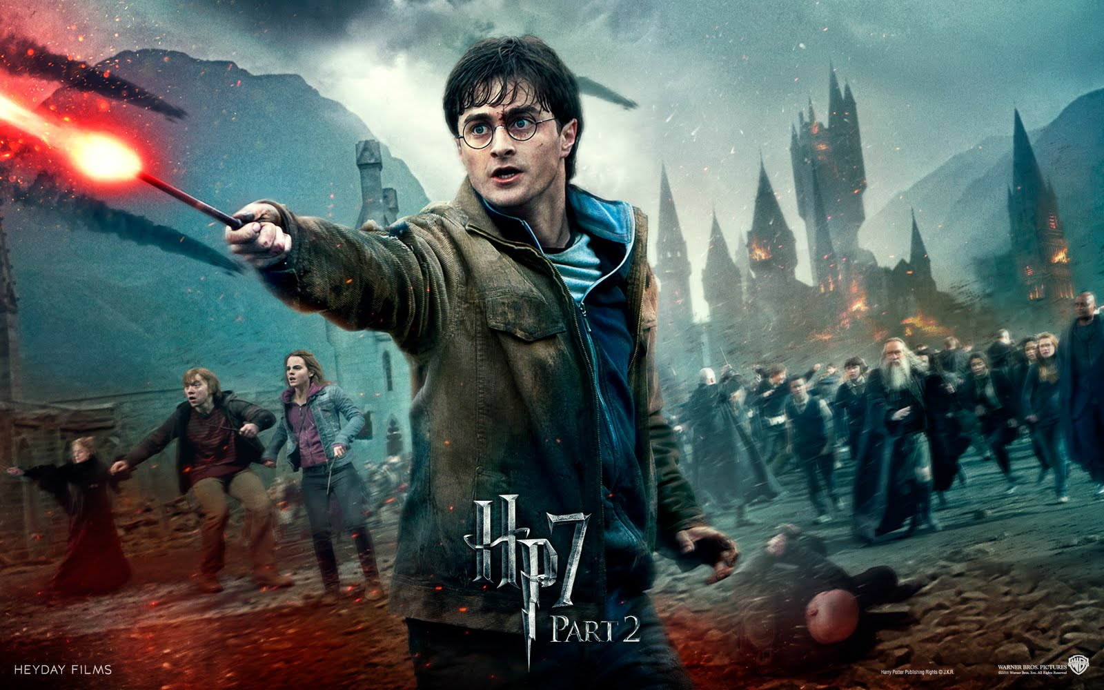 Harry Potter and The Deathly Hallows Part 2 Wallpapers 3   SPG Studios 1600x1000