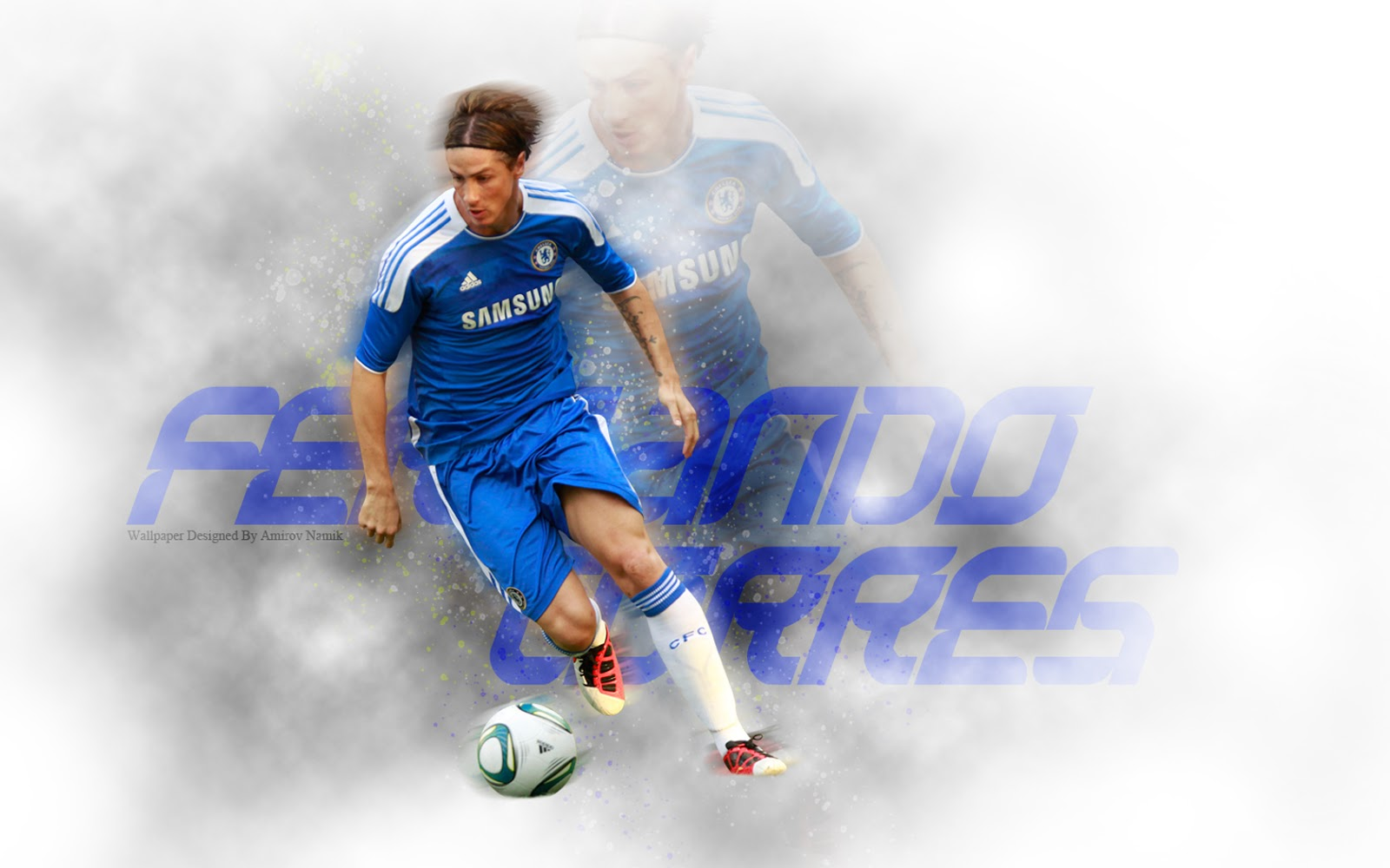 Fernando Torres Chelsea Wallpapers Its All About Wallpapers 1600x1000