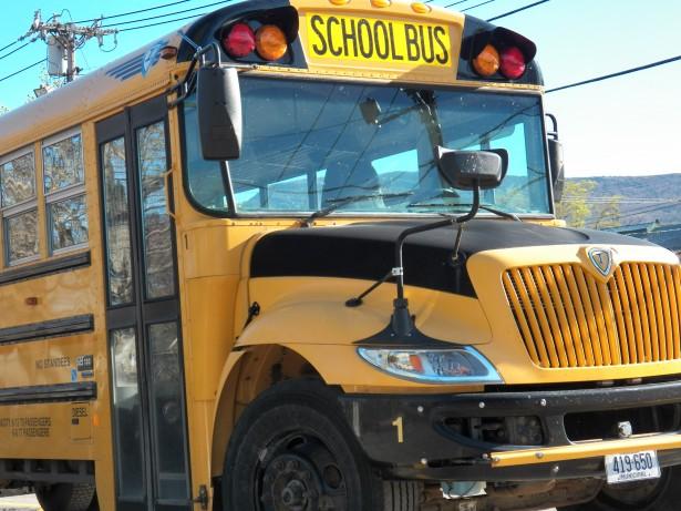 School Bus by Junior Libby 615x461