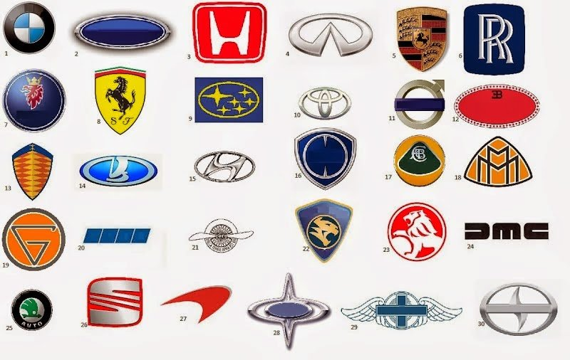 Free Download Brands Names List Different Brands Of Cars American