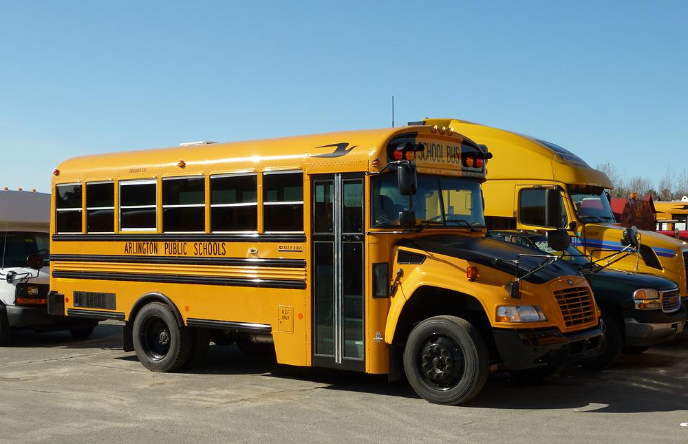 FileArlington school busJPG   Wikimedia Commons 1000x645