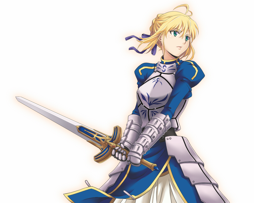 Fate Stay Night images Saber HD wallpaper and background photos 1024x818