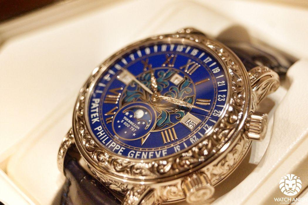 PATEK PHILIPPE watch clock time 45 wallpaper 2312x1541 1050x700