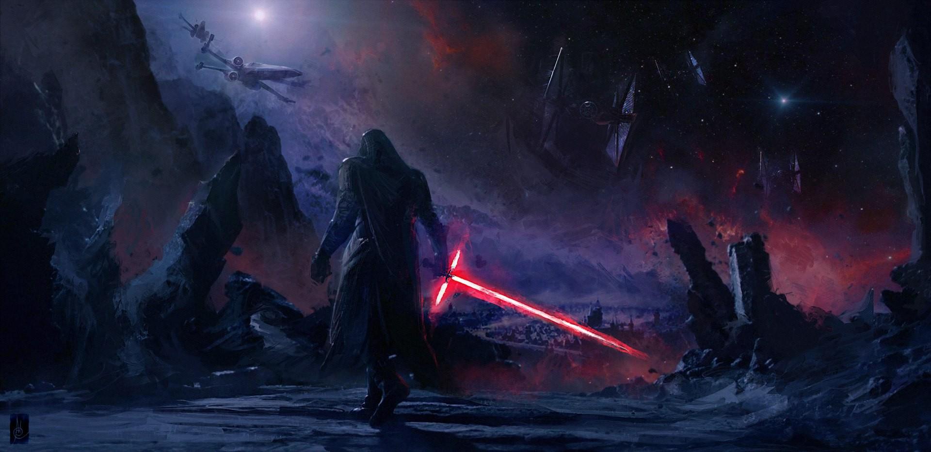 Wars Kylo Ren Star Wars Episode VII The Force Awakens Wallpapers HD 1920x933