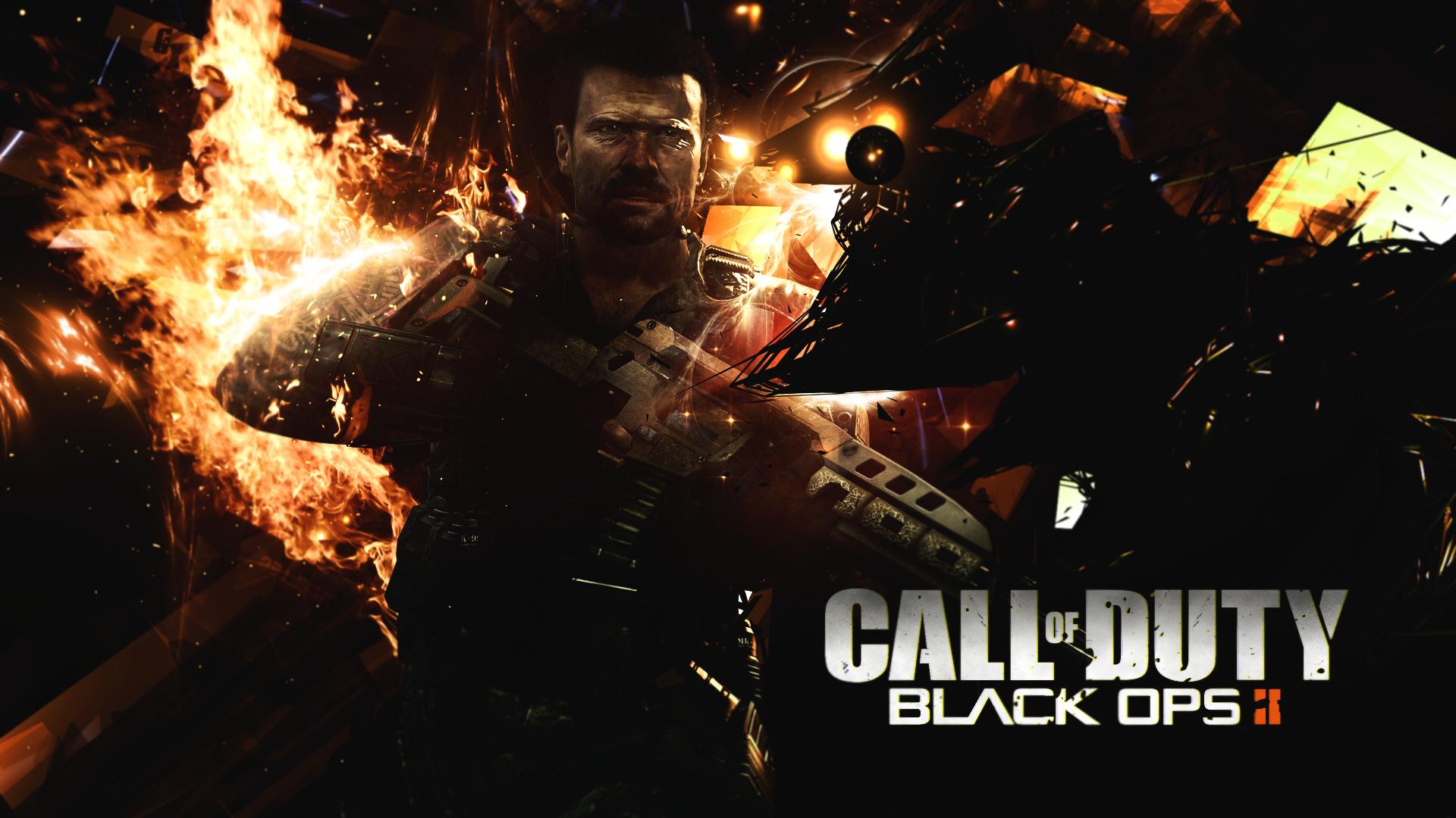 Call of Duty Black Ops 2 Wallpaper en 1080p HD by Gigy1996 on 1920x1080