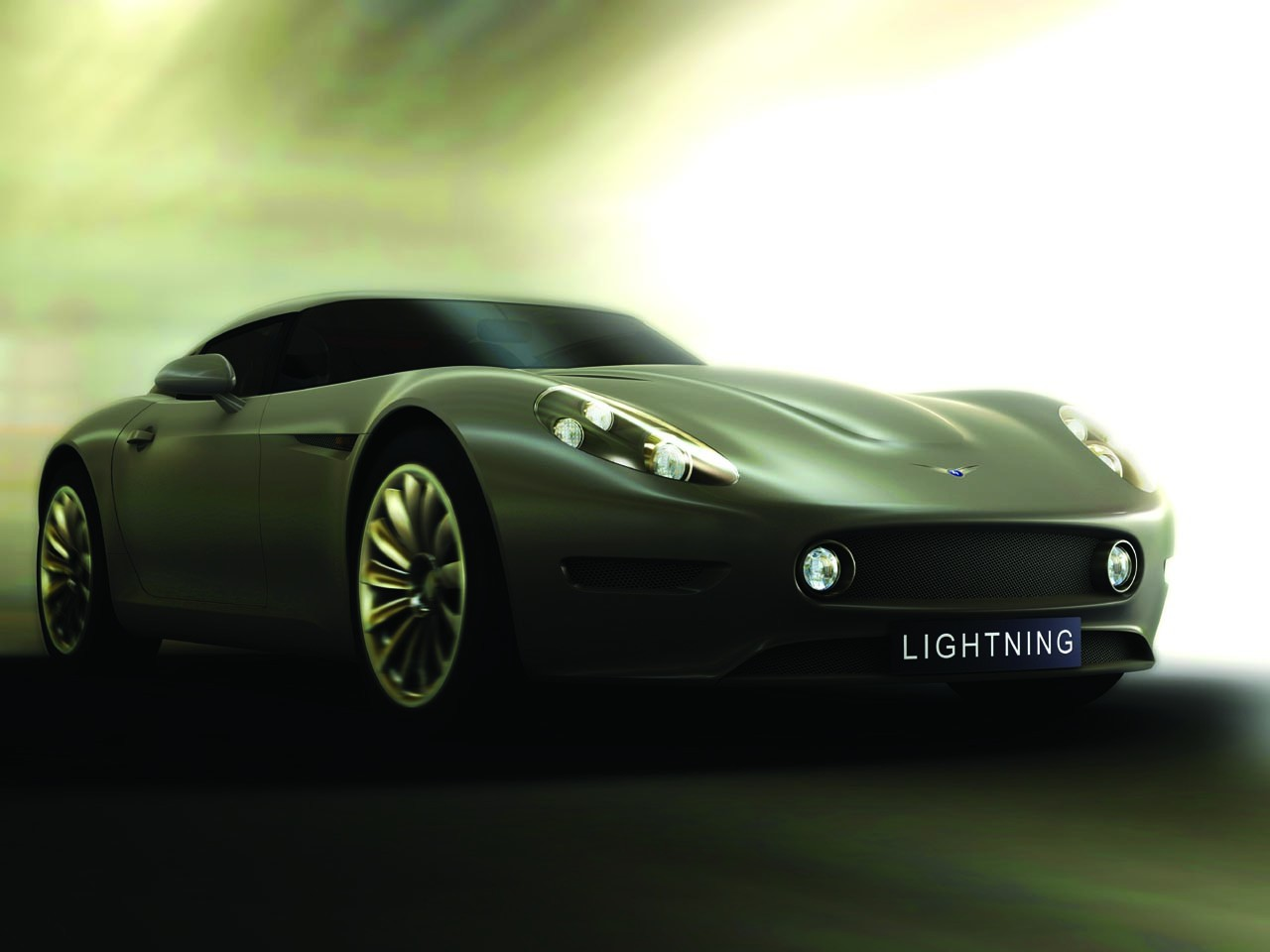 Wallpapers On Electric Cars 1280x960