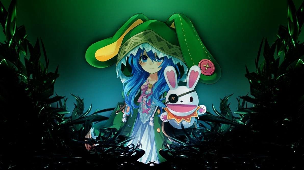 Yoshinon Date A Live Mobile Phone Wallpaper HD Gun Gale Online 1192x670
