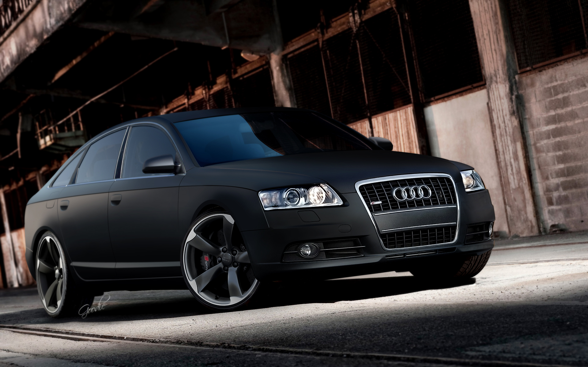 Audi A6 S Line HD Wallpapers Hintergrnde 1920x1200