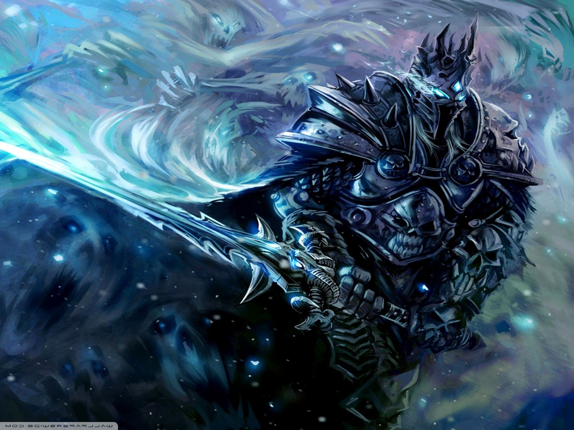 World Of Warcraft Wrath Of The Lich King Computer Wallpapers 1920x1440