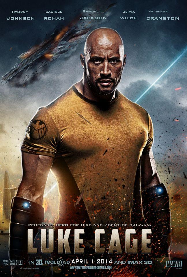 Luke Cage 2014 Movie HD Wallpaper ULTRA MOVIES Pinterest 648x960