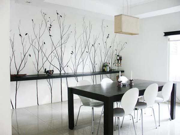 Choose the Perfect Wallpaper Home Interior Design Core Architect 600x450