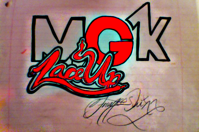 My Sweet Lace Up Logo by CrrrazyFranneh 640x426