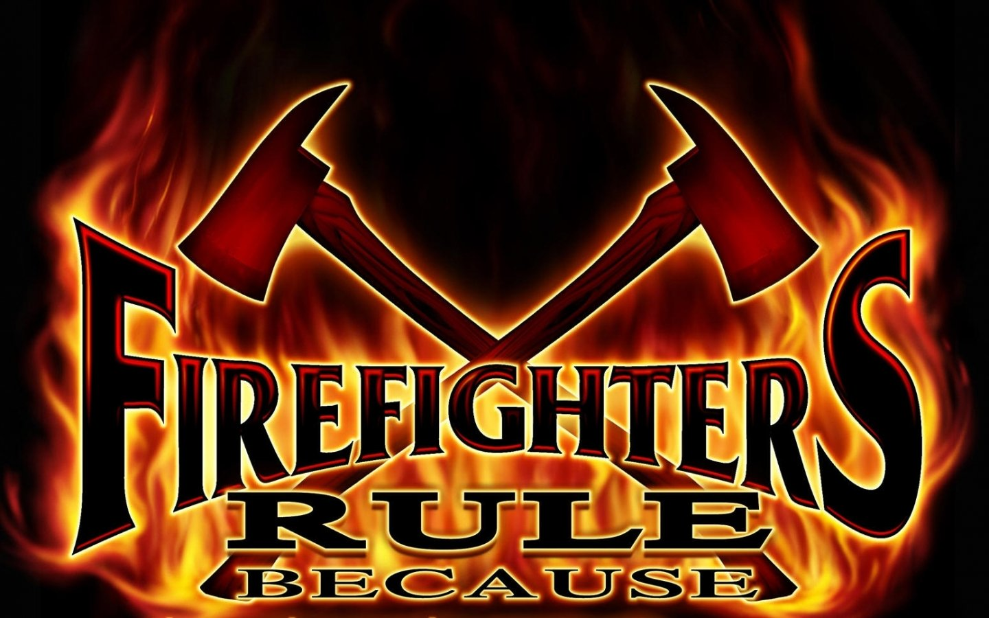 Download Wallpapers Download 1440x900 firefighters rule firefighters 1440x900