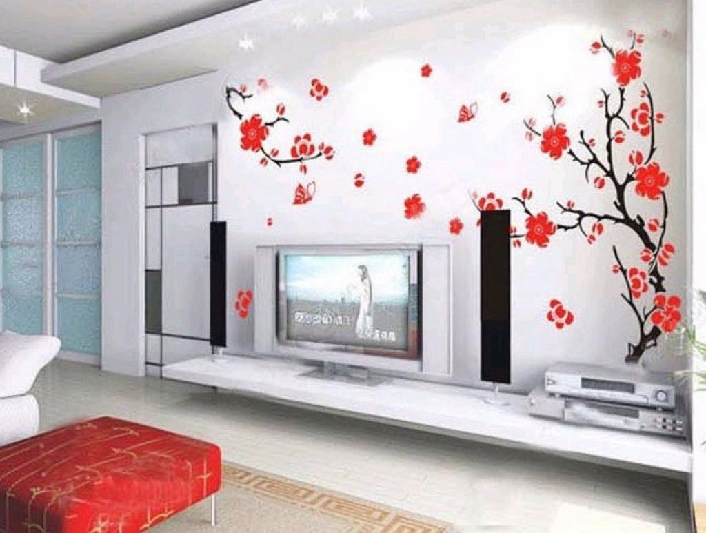 Free Wallpaper Dinding Ruang Tamu Kecil Minimalis