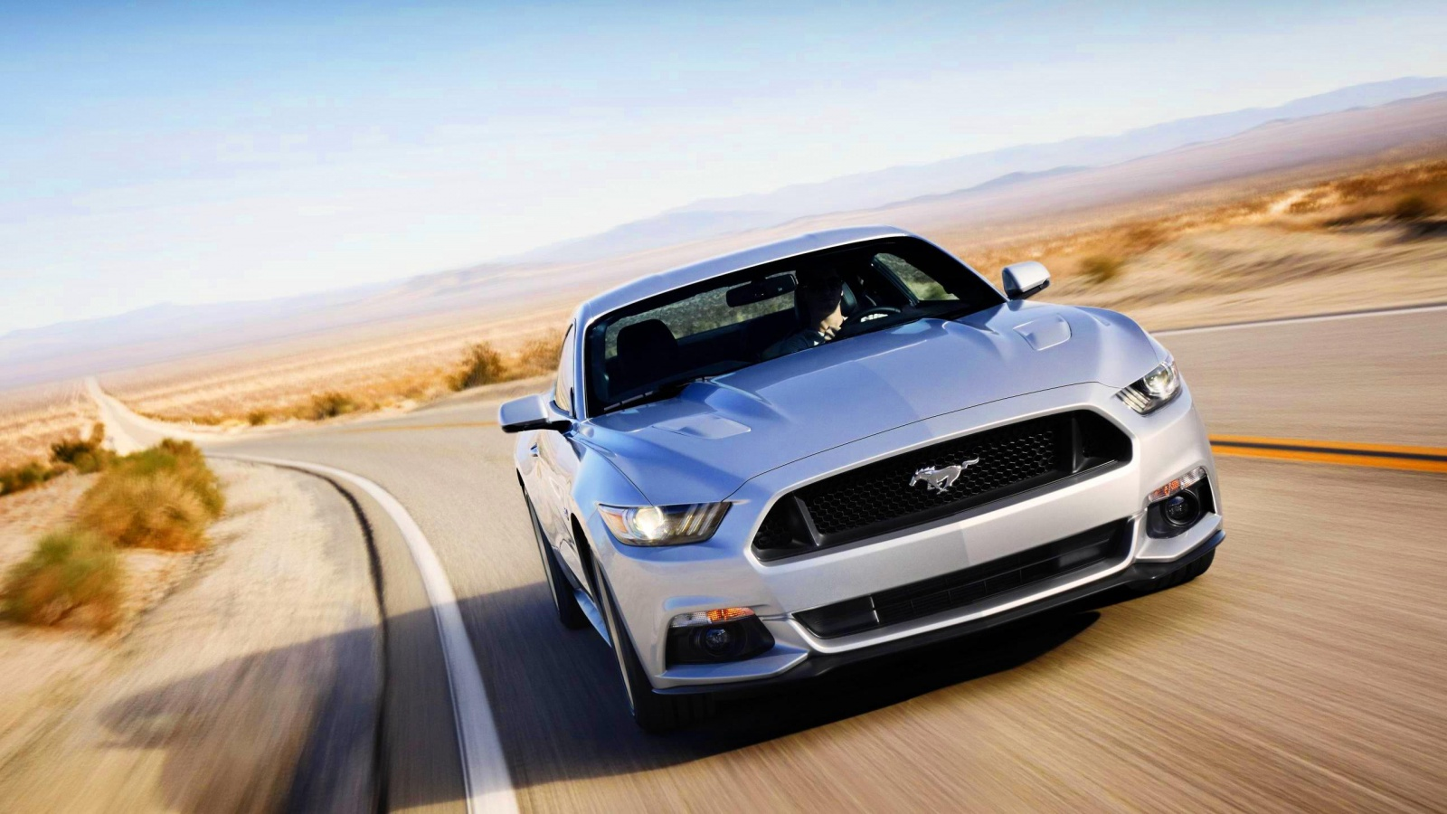 Ford Mustang GT 2015 1600 x 900 Download Close 1600x900