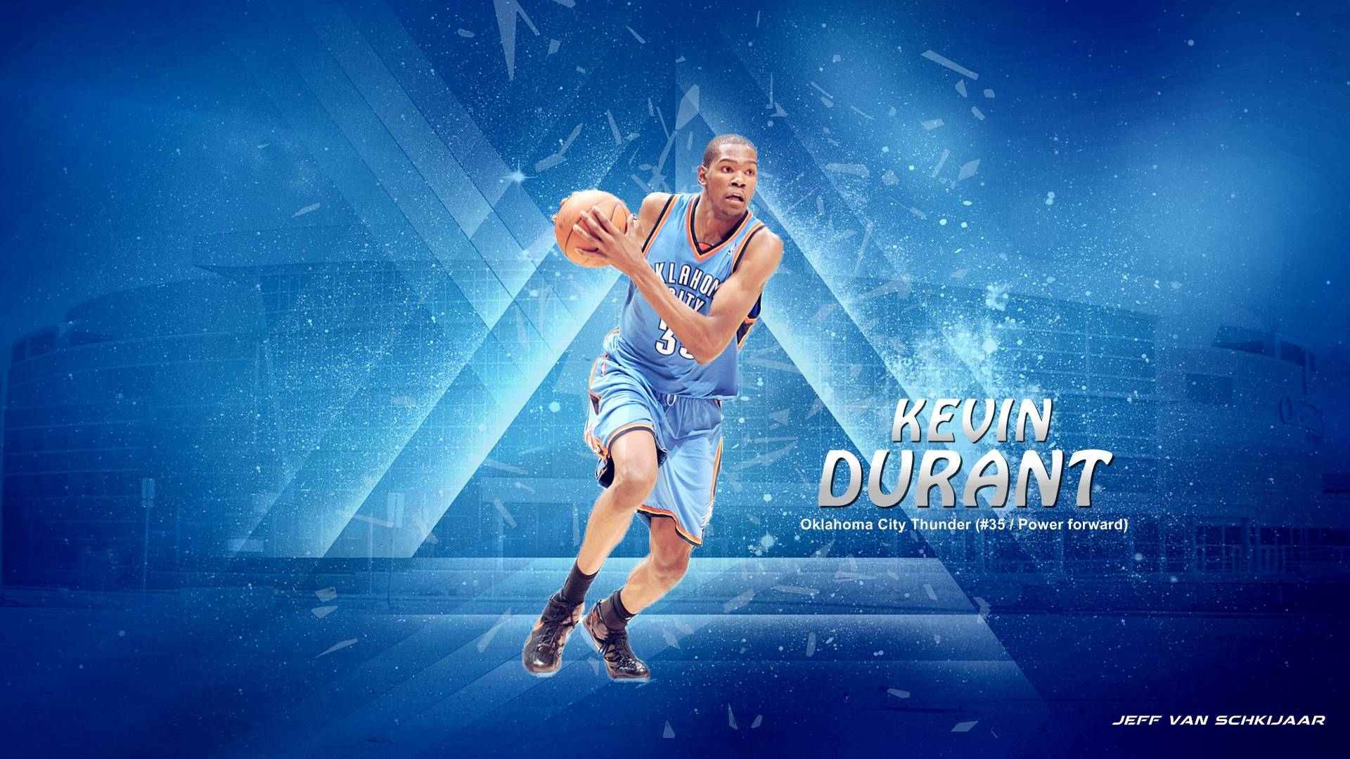 Kevin Durant Wallpapers 2016 1920x1080