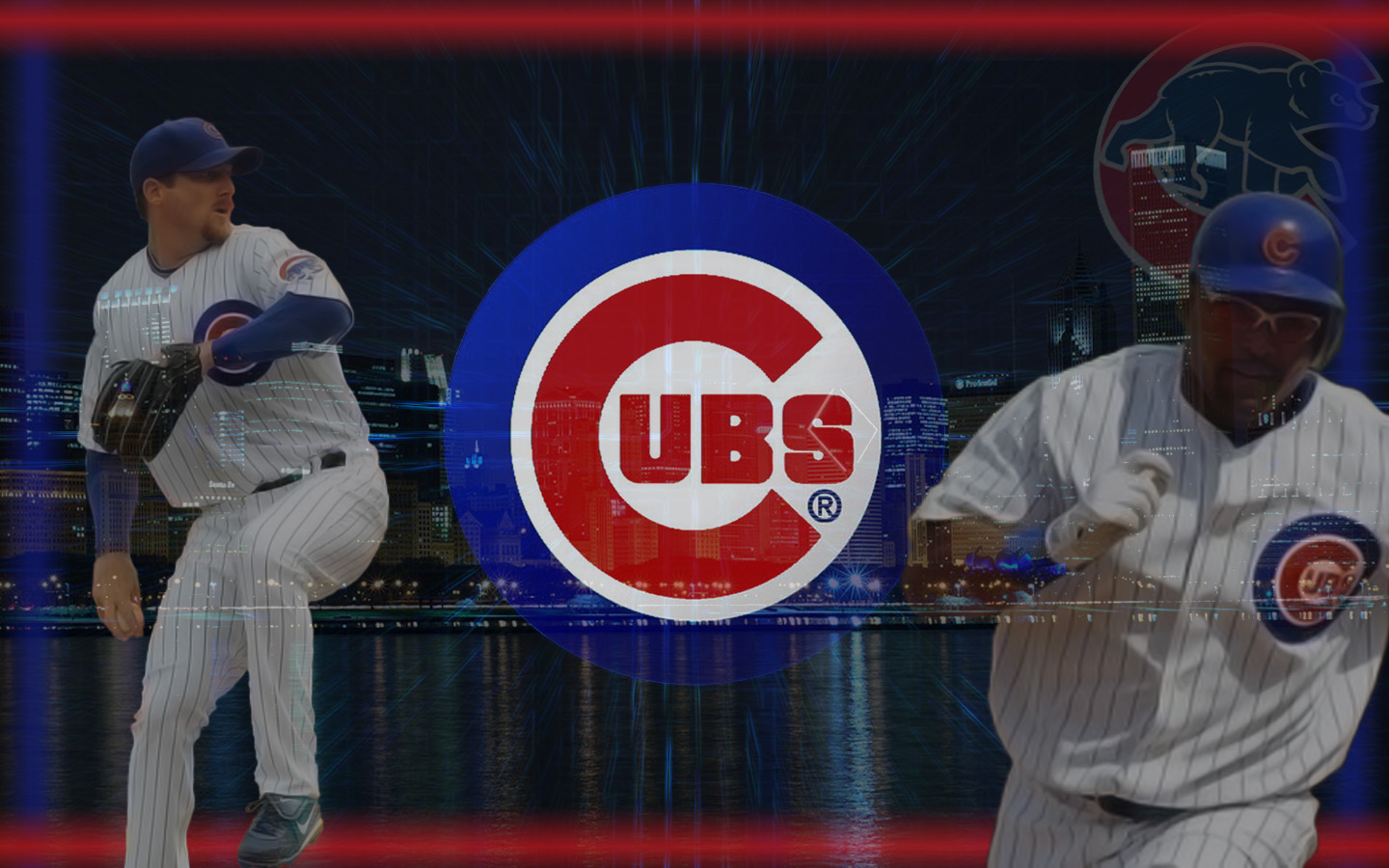 Nice Chicago Cubs wallpaper Chicago Cubs wallpapers 1440x900