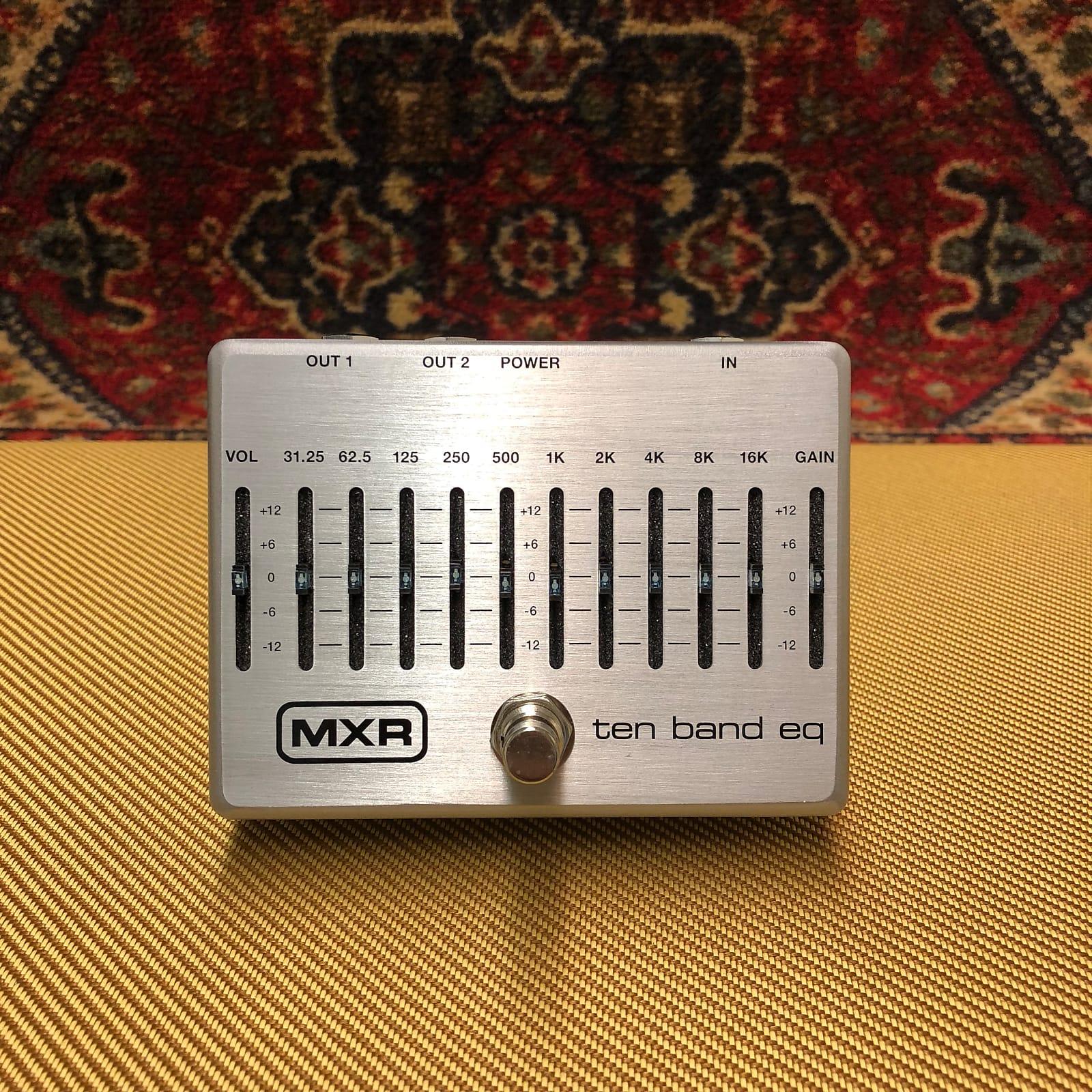 MXR M108S Ten Band EQ Pedal 1600x1600