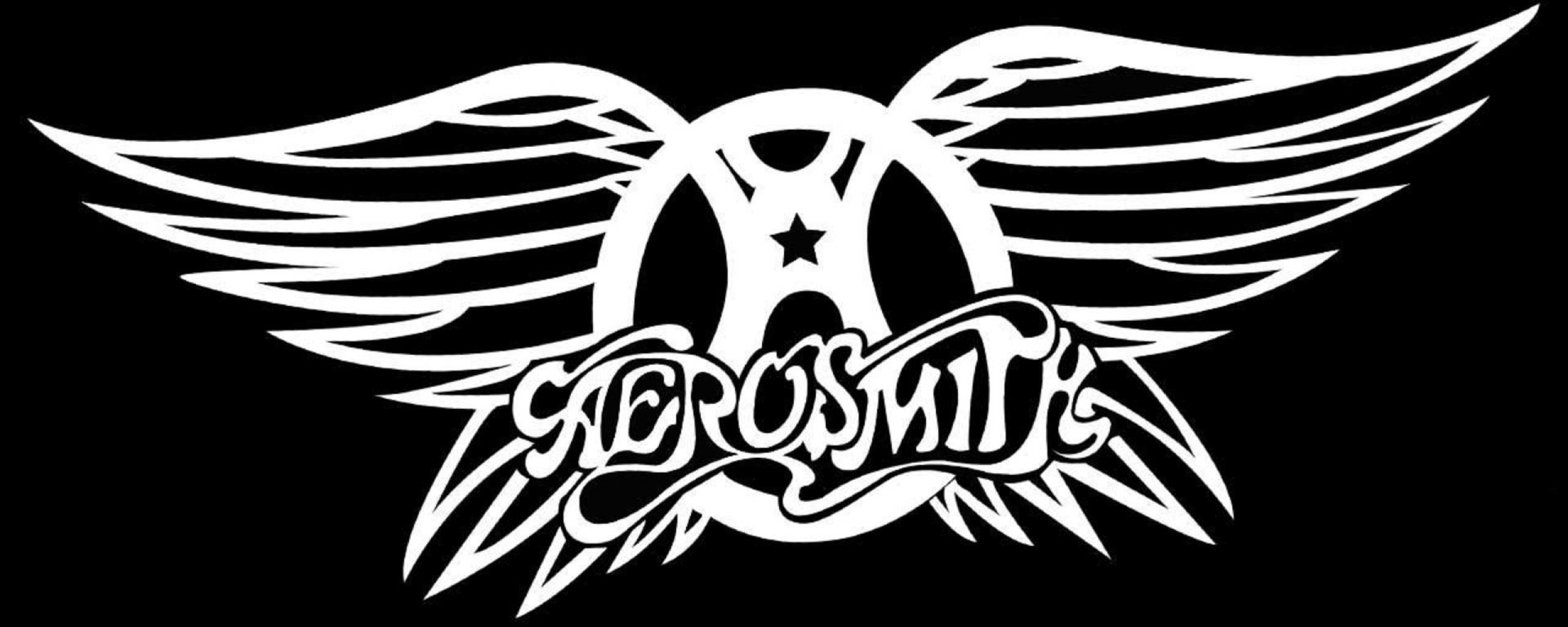 Free Download Download Wallpaper 2560x1024 Aerosmith Logo Symbol