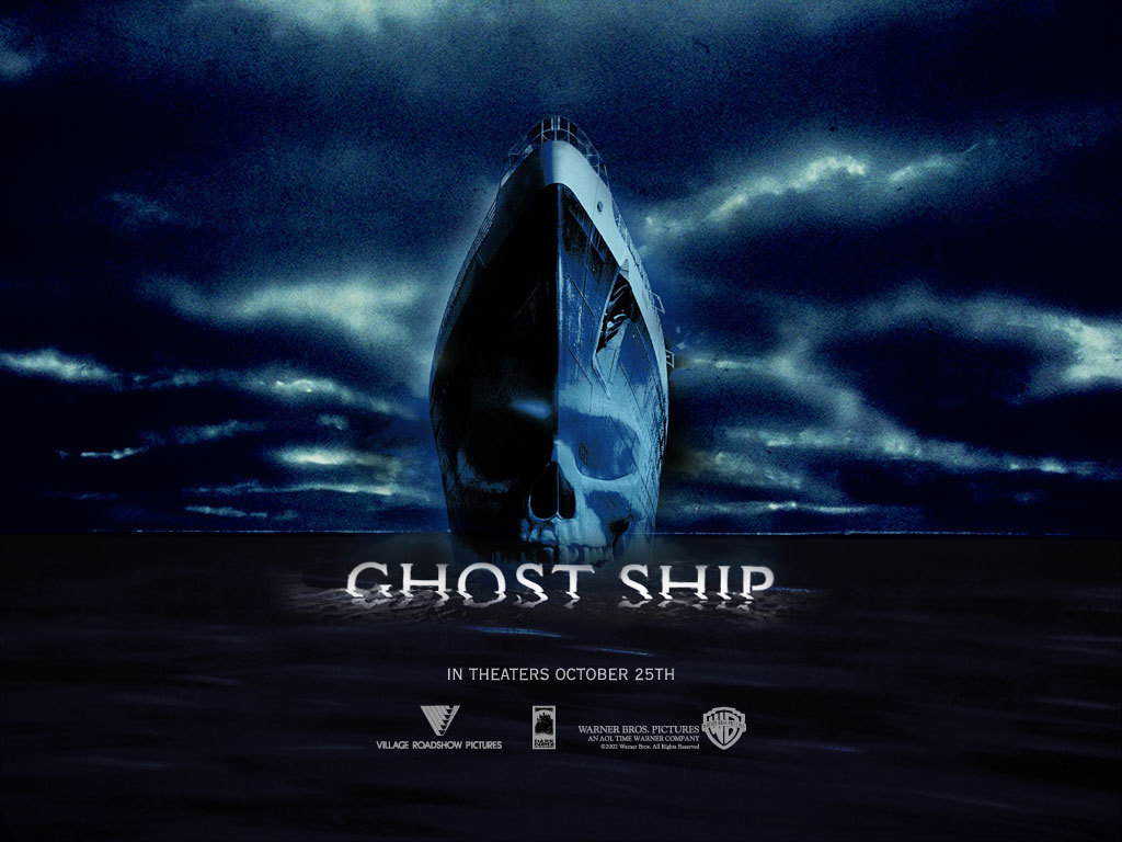 Ghost Ship Movies Wallpaper Download Wallpaper with 1024x768 1024x768