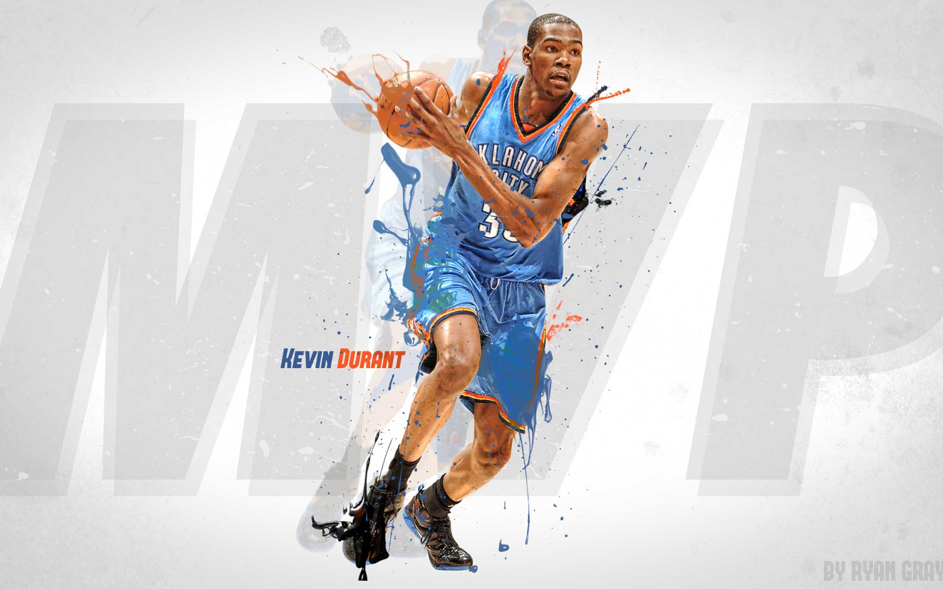 Kevin Durant Wallpapers HD 2017 1920x1200