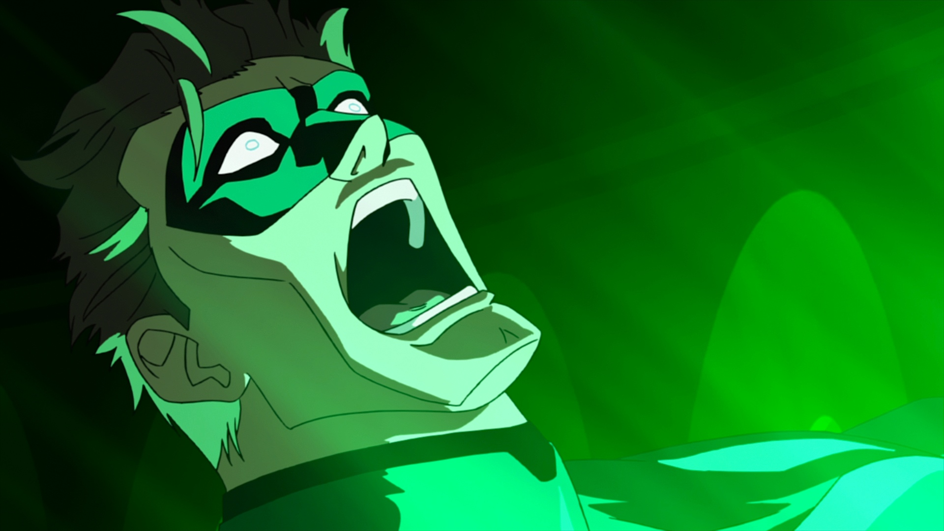 green lantern animated wallpaper about talks animation scribe 1920x1080