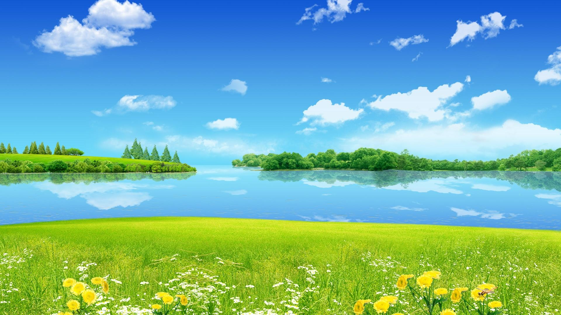 31 Summer Hd Wallpaper 1920x1080 On Wallpapersafari