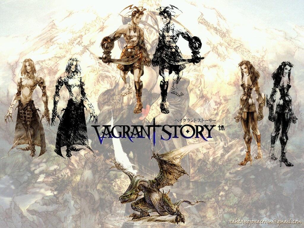 Vagrant Story wallpaper 1 1024x768