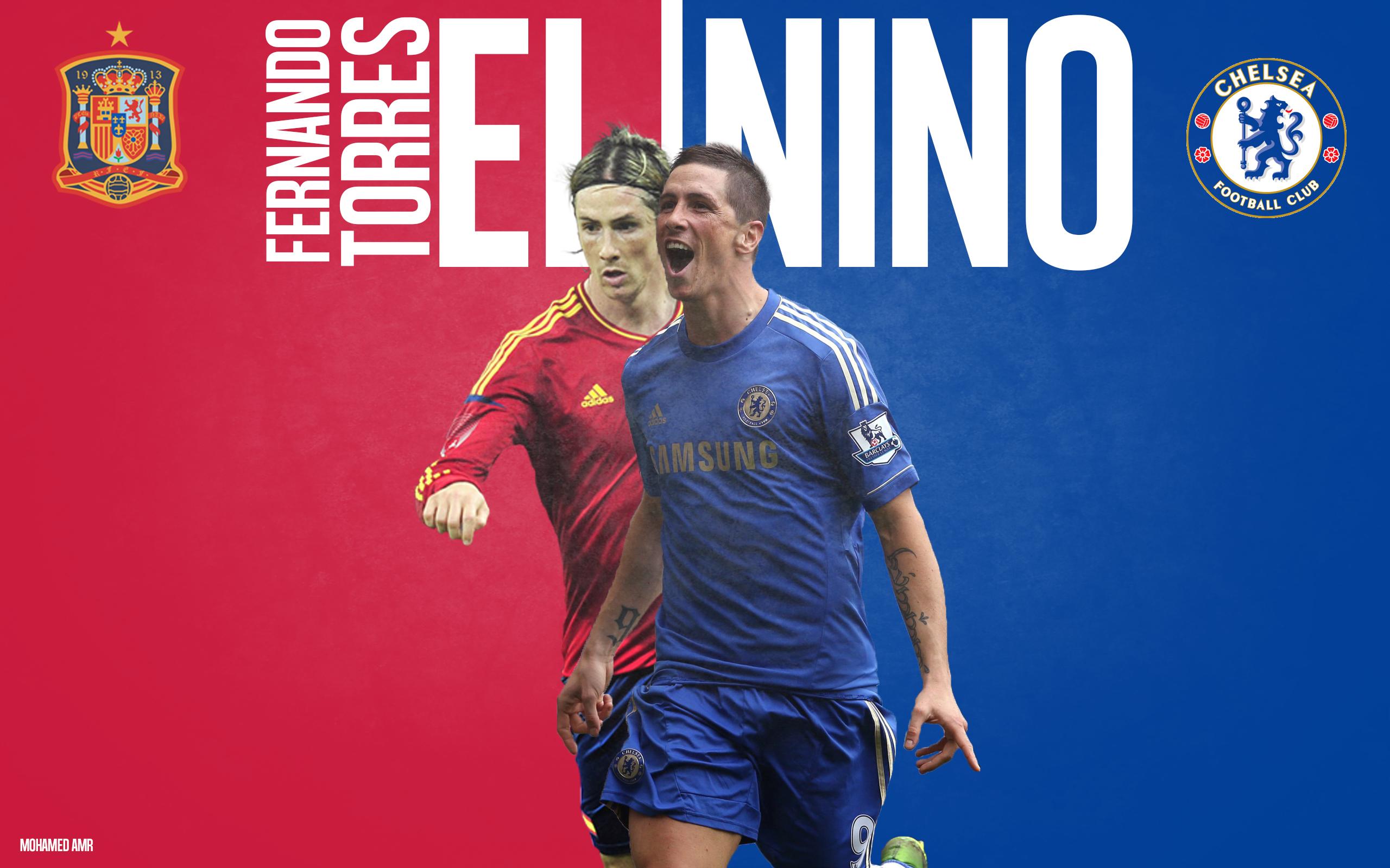Fernando Torres Milan and Me The Love Affair 2560x1600