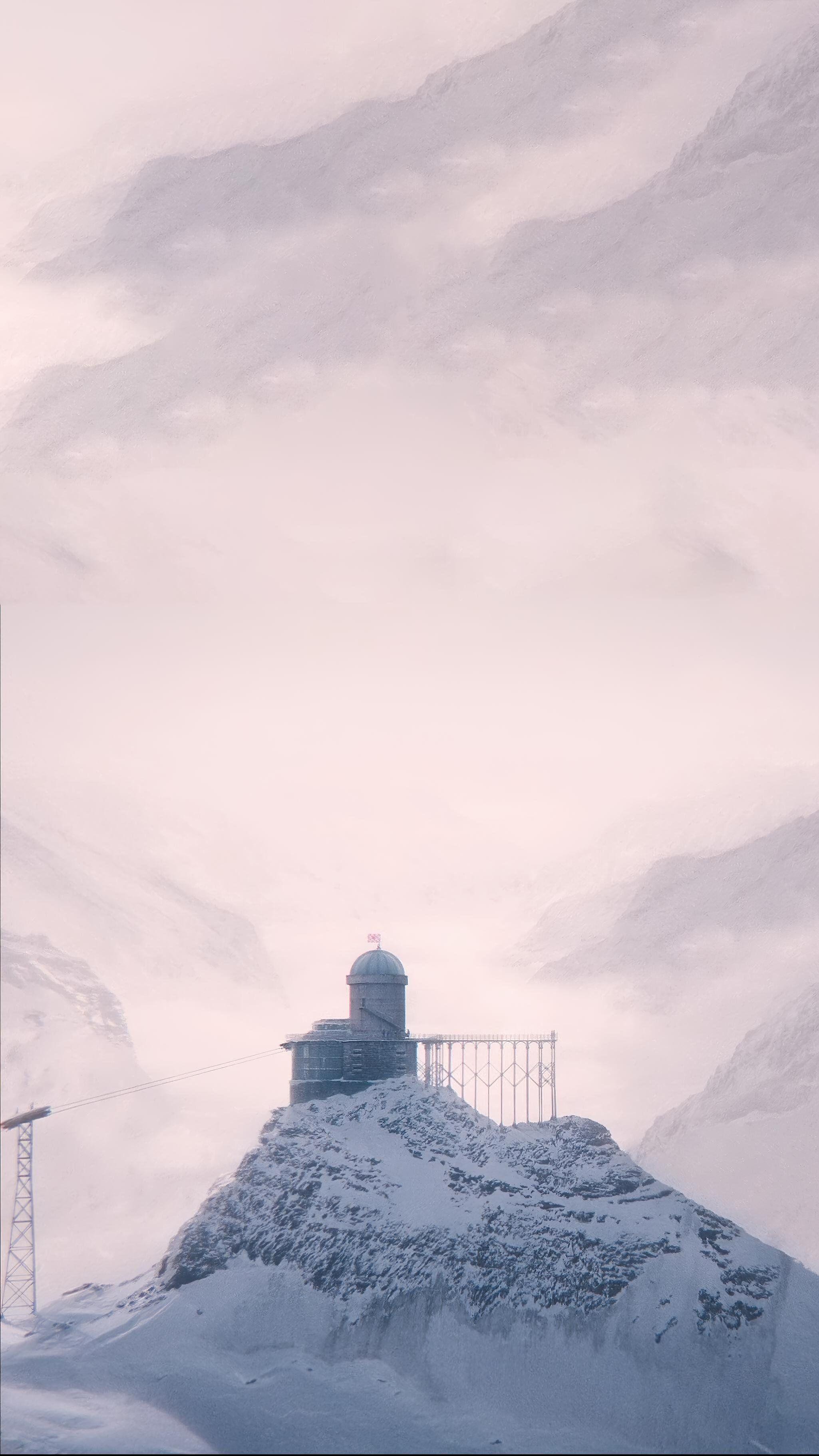 Akademie Zubrowka High Mountain Observatory [20503645 169 2050x3645