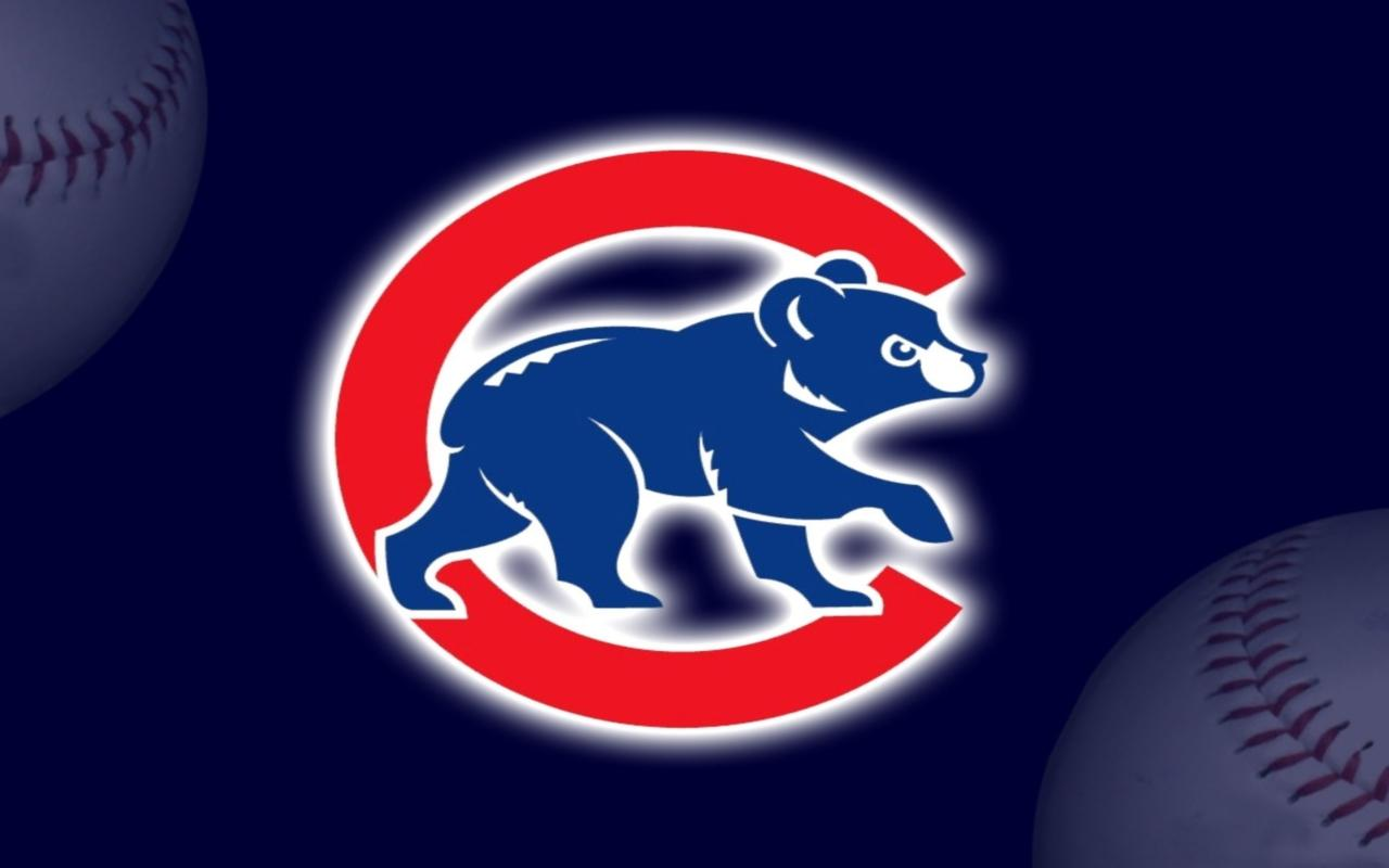 Chicago Cubs Logo 1440x900 Wallpaper Images Crazy Gallery 1280x800