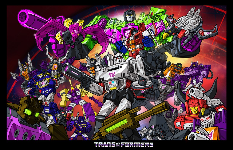 Transformer cartoon wallpapers
