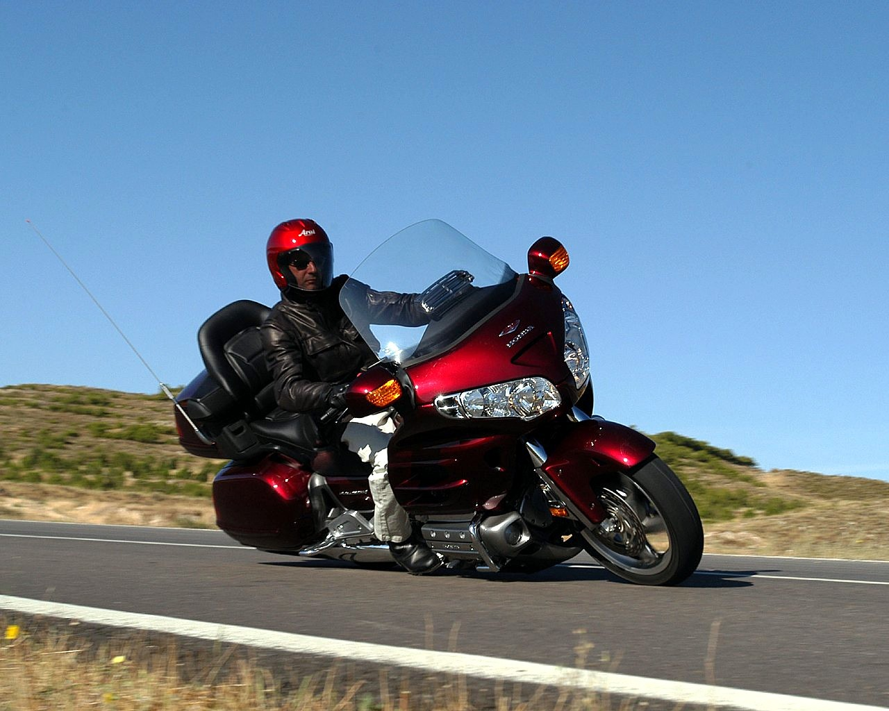 Honda Goldwing Wallpapers HD Desktop and Mobile Backgrounds 1280x1024
