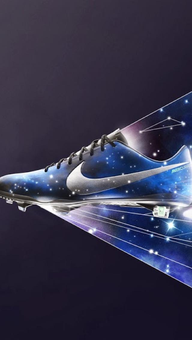 Nike Galaxy Desktop Backgrounds 640x1136