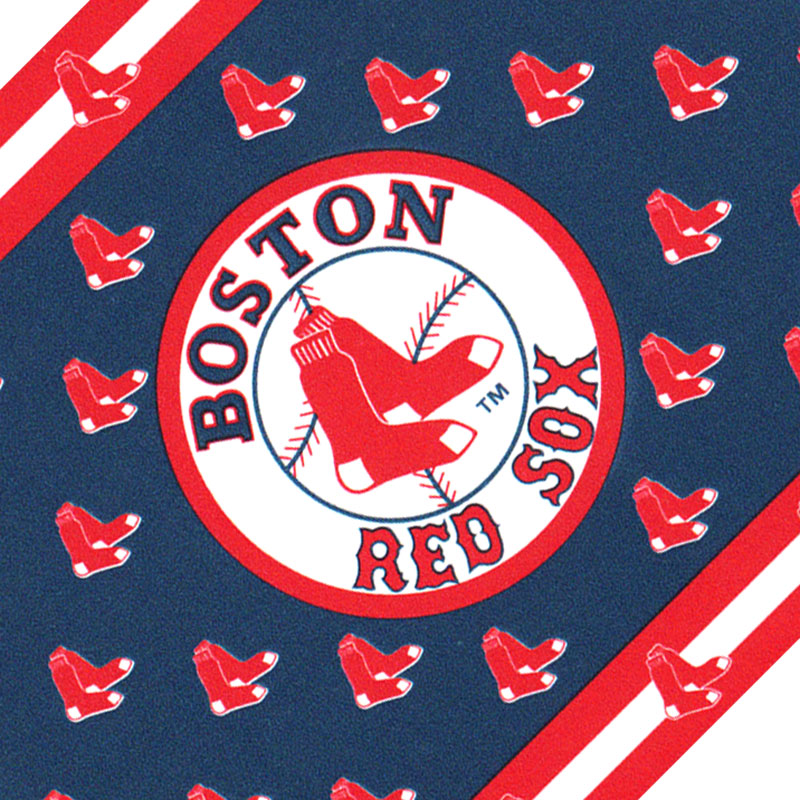 MLB Baseball Boston Red Sox   Wallpaper Wall Border 800x800