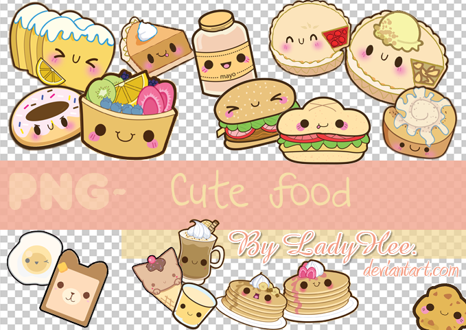 Back Gallery For Cute Food Wallpaper 679x481