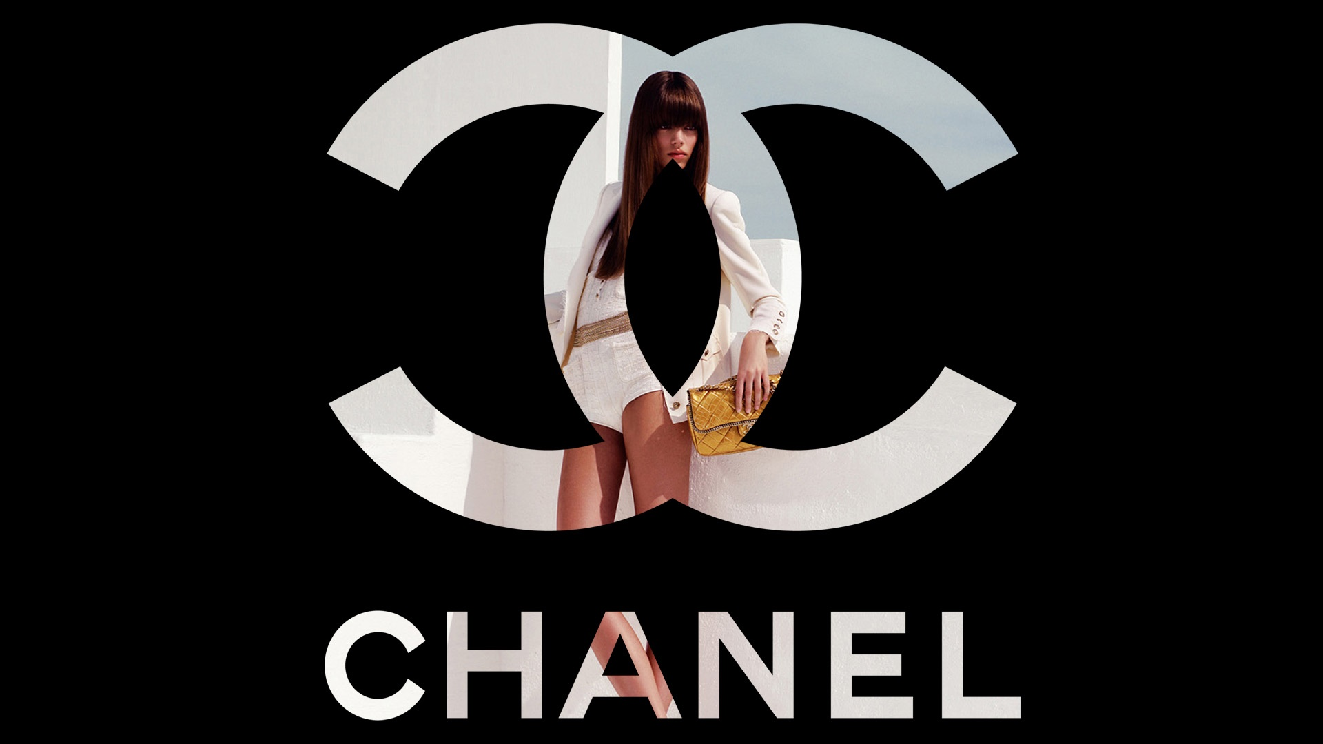 Logo Chanel Wallpapers HD 1920x1080