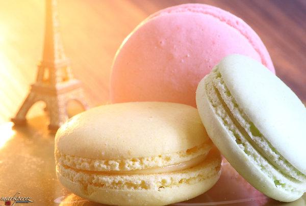 French Food Safari Macaron Recipe