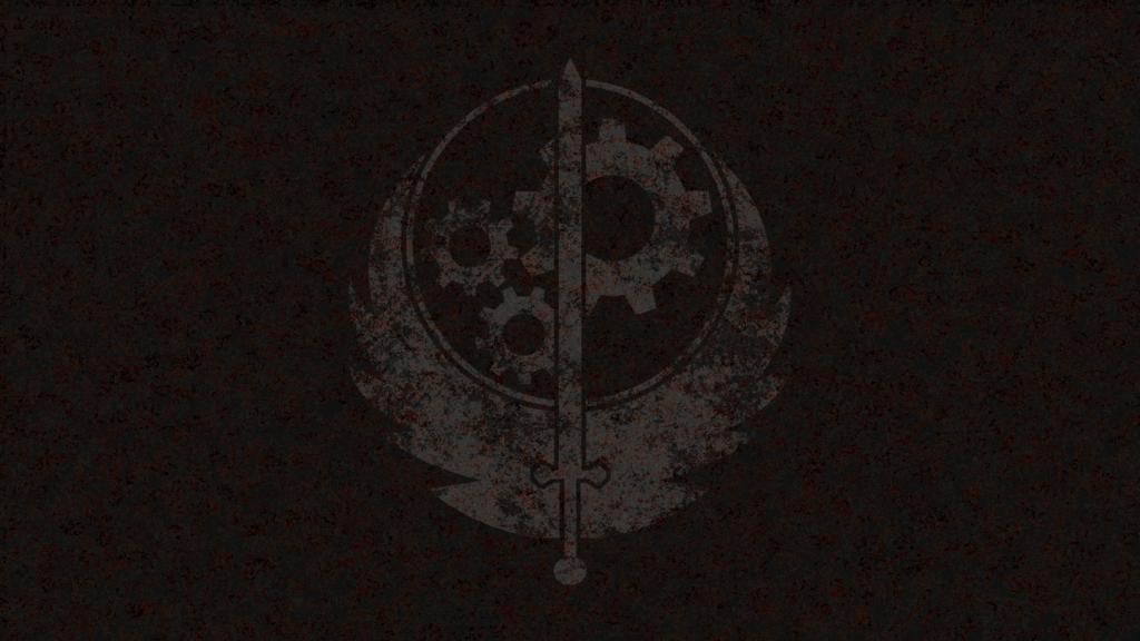Fallout Brotherhood of Steel Wallpaper 1920x1080 Brotherhood of Steel 1024x576