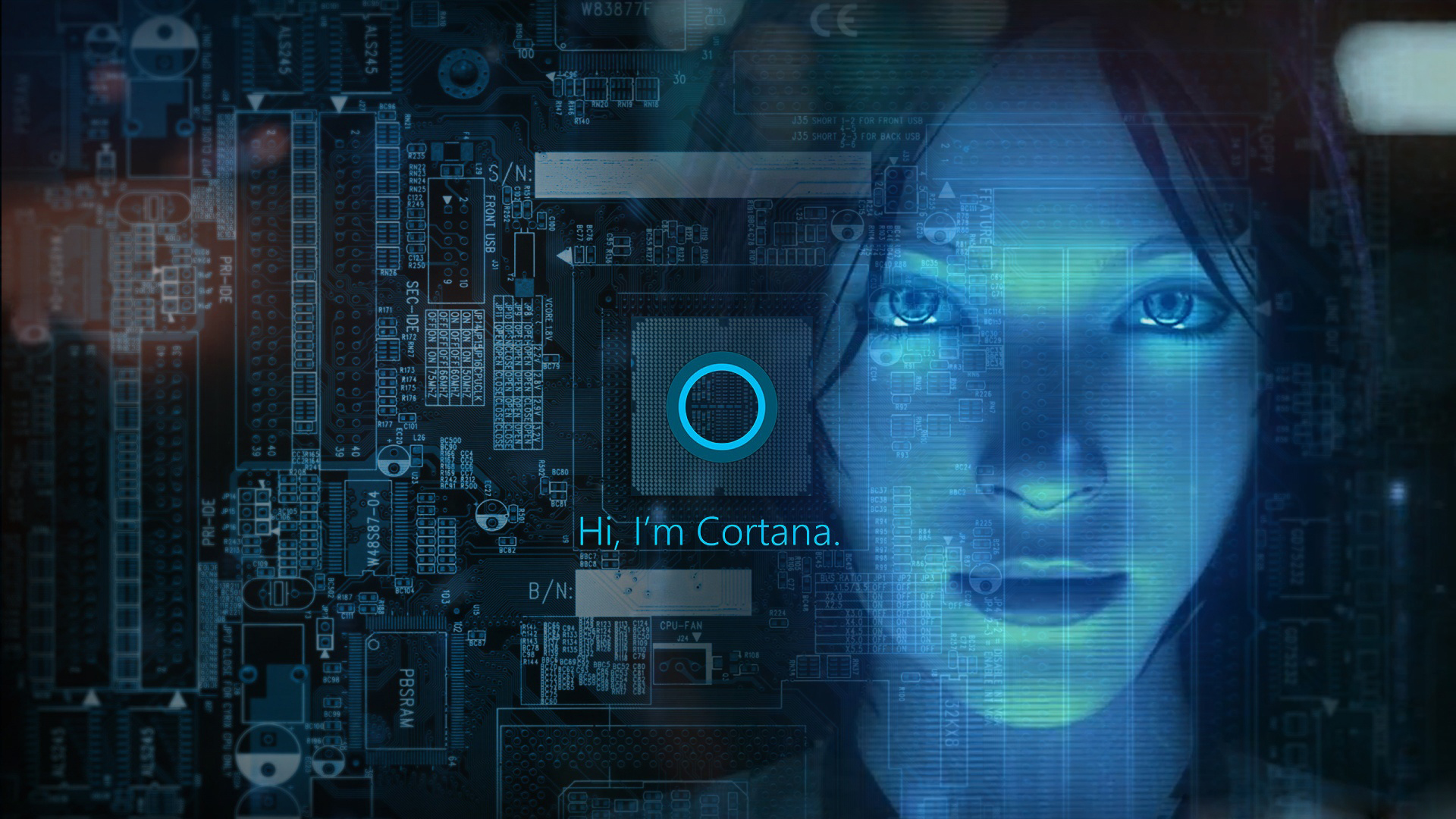 Windows Phone Voice Hi Im Cortana wallpaper Best HD Wallpapers 1920x1080