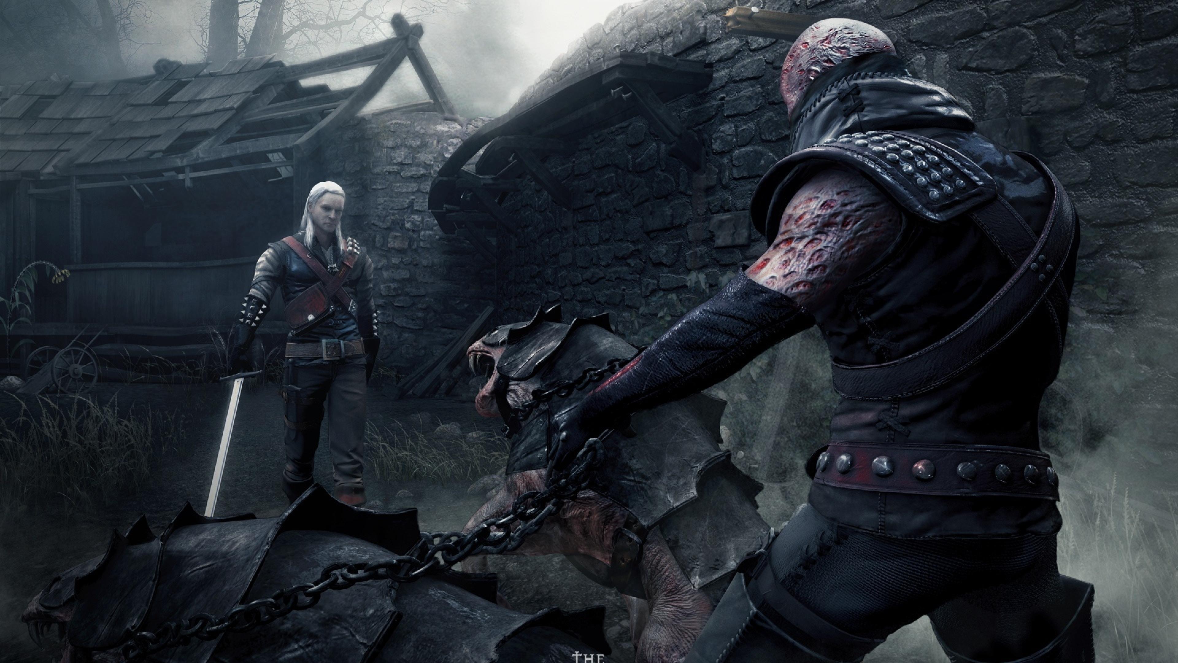 Witcher 3 4K Wallpaper