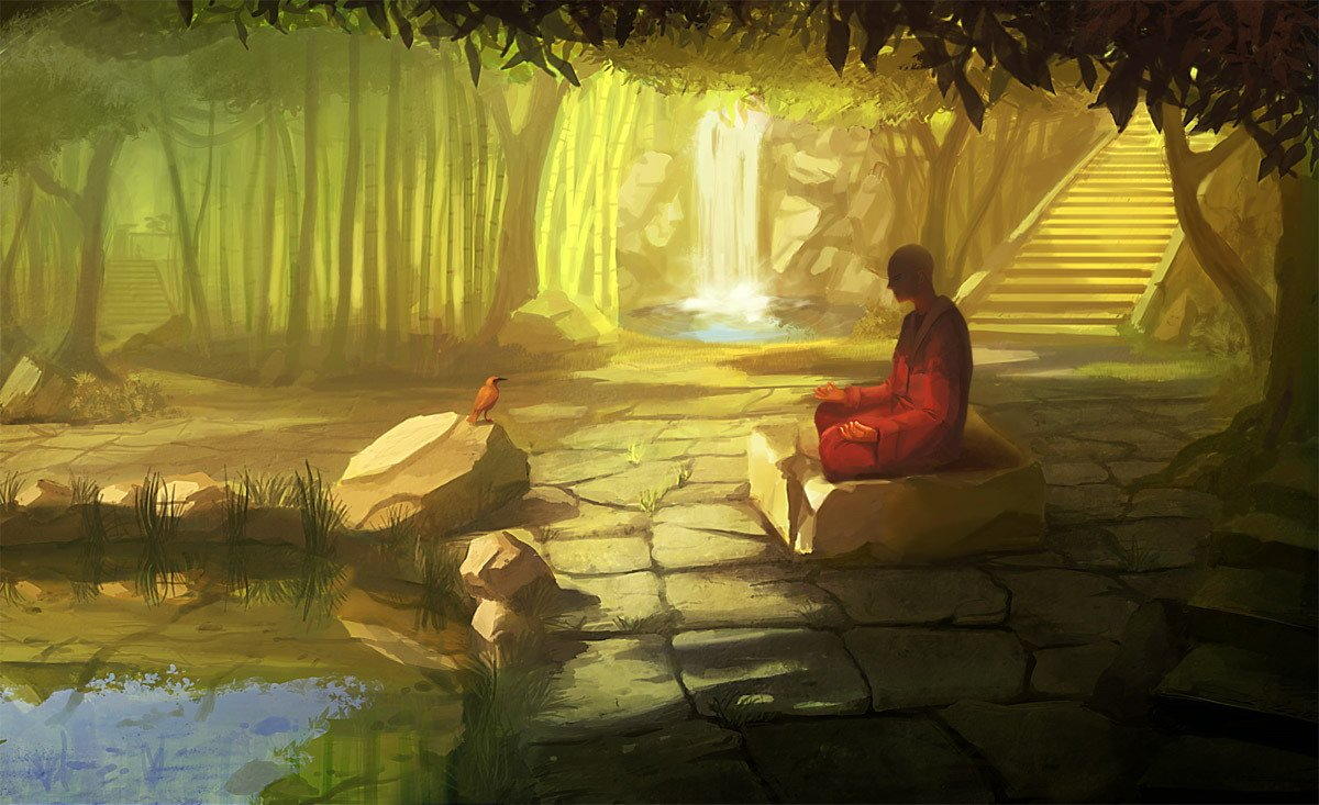 Zen Meditation Wallpaper 1200x733 Zen Meditation 1200x733