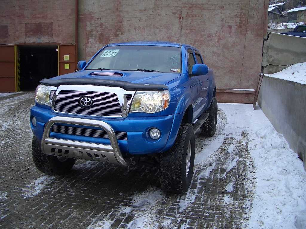 2012 Toyota Tacoma Car Accident Lawyers Wallpaper 1024x768