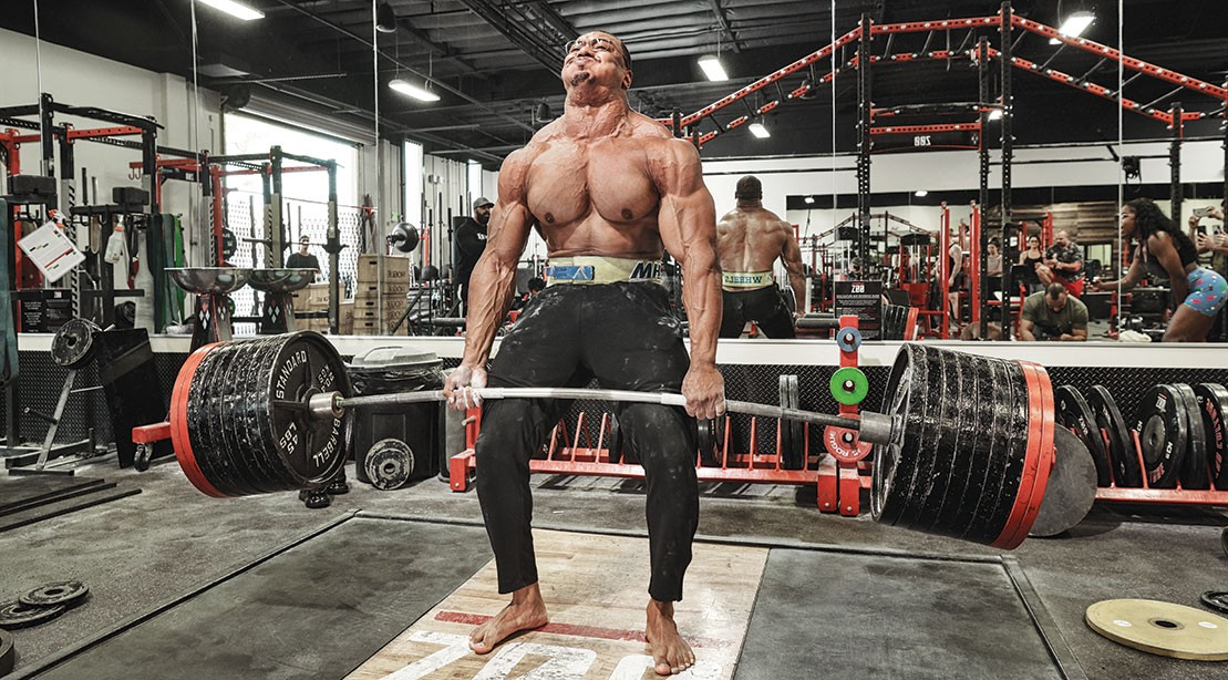 How Much Does a Deadlift Bar Weigh Everything You Need to Know 1109x614