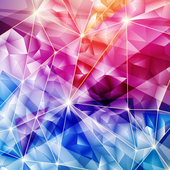 47 Geometric Shapes Wallpaper On Wallpapersafari
