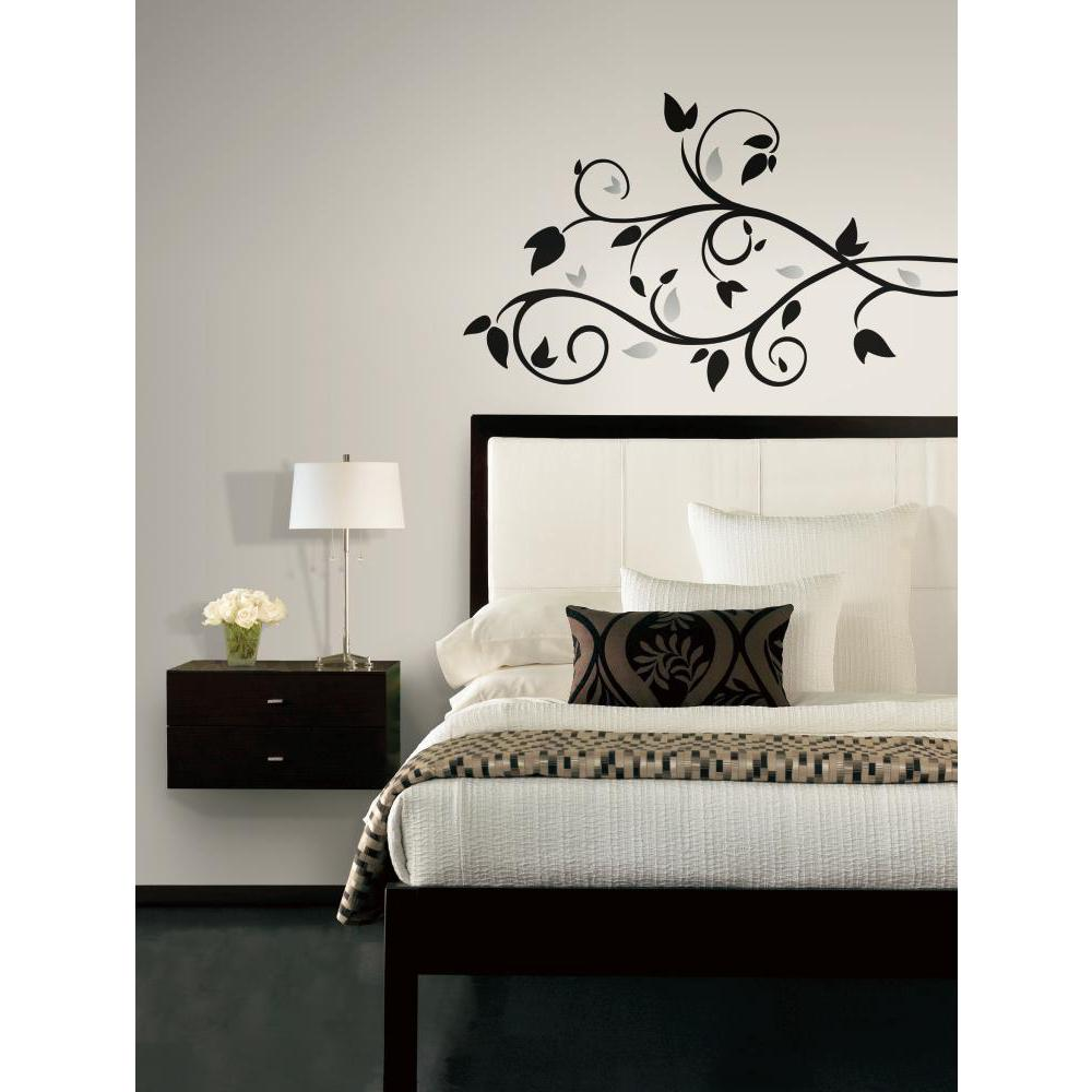 Foil Tree Branch Peel And Stick Wall Decal PartySuppliesDelivered 1000x1000