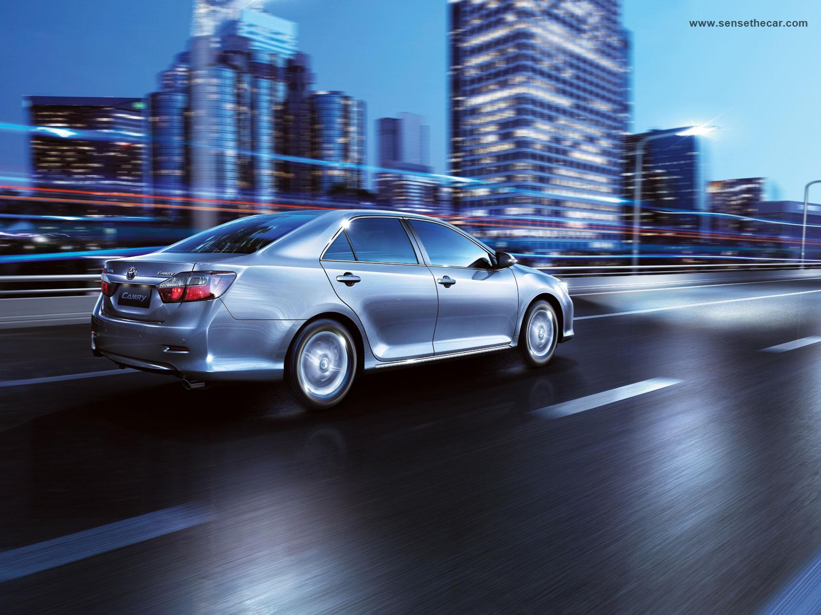 Toyota Camry Wallpapers 28 1600x1200